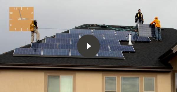 California Solar Power And Solar Panel Installer Vivint